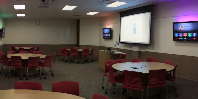 New Core Classroom