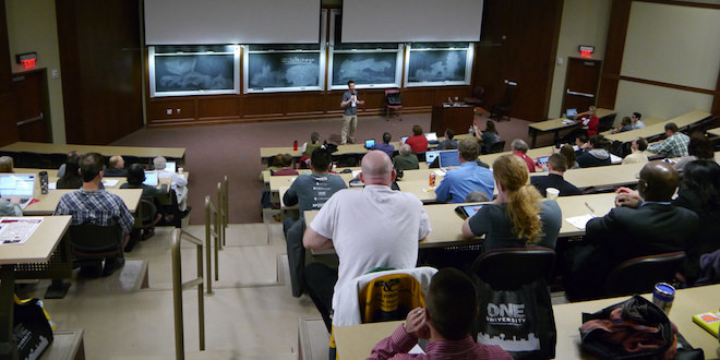 Academic Technology Expo Keynote Video Available