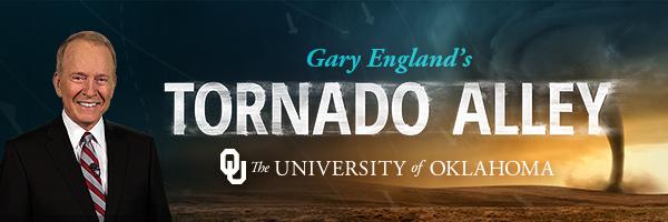 Gary England's Tornado Alley